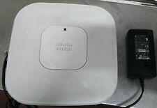 Cisco Aironet AIR-AP1142N-E-K9 Access Point w/341-0206-02 48V P.A.