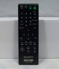 SONY DVD RMT-D197A Remote Control Tested Working