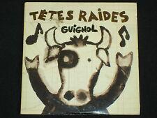 TETES RAIDES Guignol CD SINGLE