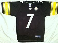 Collectible Pittsburgh Steelers Ben Roethlisberger #7 Jersey Med By Reebok
