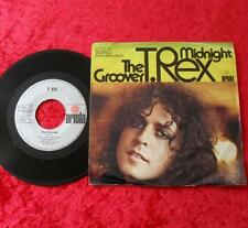"""Single 7"""" T. Rex - The Groover / Midnight"""
