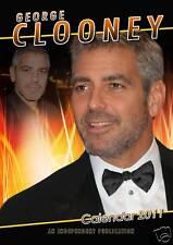 George Clooney Calendar 2011 New & Original Package