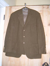 POLO by RALPH LAUREN SMART CASUAL ALPACA WOOL JACKET sz: L
