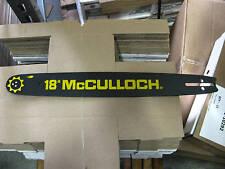 """(MC32321533/CK1CBL072G) 18"""" Chainsaw Bar/Chain Combo"""