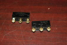 Micro Switch, Bz-R86-P5, 15A 125, 250, 480Vac, Lot of 2