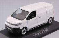 Citroen Jumpy 2016 Blanc 1:43 Model 155820 Norev