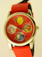 DISNEY WINNIE THE POOH, TIGER, Eeory and Pigly  COLLECTIBLE WATCH LOT 111