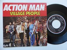 VILLAGE PEOPLE Action man 101166   Pressage France RRR