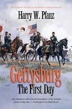 Civil War America: Gettysburg : The First Day by Harry W. Pfanz (2010,...