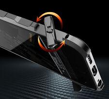 LUPHIE Schraublos CNC Alu Bumper f. iPhone 6S 6 7 8 Plus Schutzhülle Metall Case