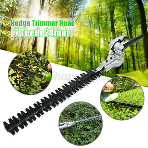 7 Teeth 17-1 inch Universal Hedge Trimmer Attachment Expand Double Sided