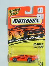MATCHBOX 1995 #31 JAGUAR XJ-220