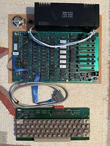 APPLE II Mainboard mit Netzteil und Tastatur Kompatibel Hauptplatine