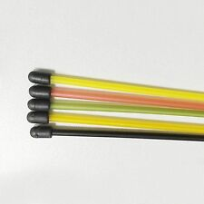 5pcs universal antenna tube tubing 320mm long colorful model accessories RC