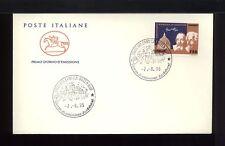1995  ITALIA FDC CAVALLINO 7.8.1995 CONGRESSO MONDIALE RELATIVITA
