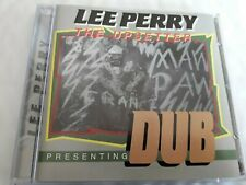LEE PERRY THE UPSETTER  PRESENTING DUB CD  SOUL SYNDICATE ALL STARS AGROVATORS