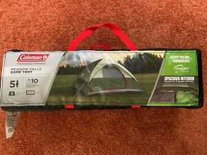 Coleman Meadow Falls 5 Person Dome Tent