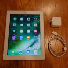 ISSUE Apple iPad 4th Gen. 16GB, Wi-Fi, 9.7in - White