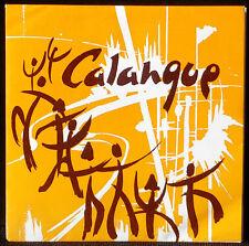 17 cm La Calanque Foyer des jeunes de Cronenbourg LP & CV EX