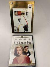 All About Eve Dvd Award Series Anne Baxter Bette Davis Brand New Sealed