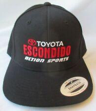 TOYOTA ESCONDIDO ACTION SPORTS SNAPBACK CAP HAT - NEW