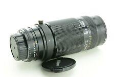 Nikon AF Nikkor 75-300mm 1:4,5-5,6 macro, FX und DX