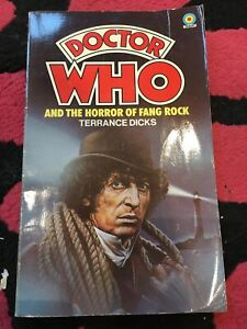 Doctor Who And The Horror Of Fang Rock : Terrance Dicks