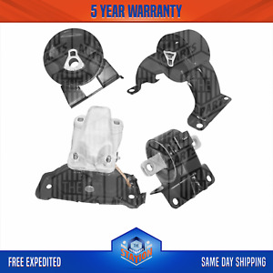 Transmission Mounts Front Right Rear Set 3.3 4.0 L For Voyager