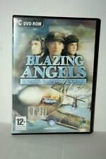 BLAZING ANGELS GIOCO USATO BUONO STATO PC DVD VERSIONE ITALIANA GD1 42958
