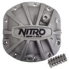 Dana 30 Xtreme Bare Aluminum Differential Cover Nitro Gear & Axle Jeep Wrangler