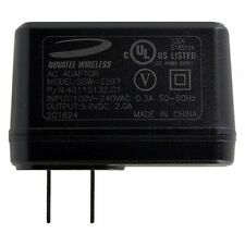 Novatel 5V/2A Single USB Wall Charger Power Adapter - Black (SSW-2597)