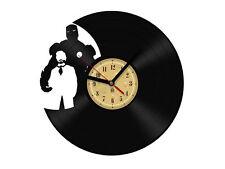 Vinile Record Orologio da parete, IRON MAN DESIGN CAMERA DA LETTO SALONE UFFICIO CASA Art Shop
