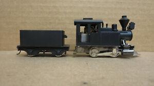 ATT 85  American Trains Tea Kettle 0-4-0 Brass Locomotive HO