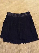 Asos super party tutu skirt lace size 10