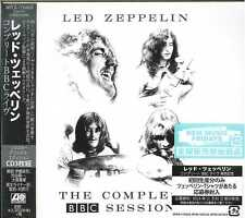 LED ZEPPELIN-THE COMPLETE BBC SESSIONS DELUXE ED-JAPAN 3CD Bonus Track H66
