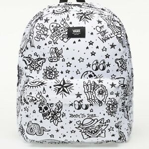 """Vans Ucolor Born To Lo  Old Skool III 15"""" laptop Unisex Backpack (VN0A3l6RZYM)"""