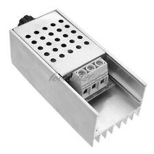 AC 110V 220V 10000W SCR Voltage Regulator Speed Controller Dimmer Thermostat
