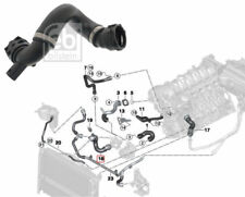 Radiator Hose for BMW 1 7 Series - FEBI BILSTEIN 49256
