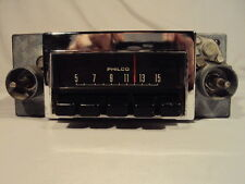 VINTAGE PHILCO  FoMoCo /FOMO CO 12V CAR RADIO 8TP0 020803