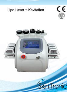 Lipo- Laser / Kavitation / Radiofrequenz
