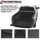 For 1999-2006 2007 Silveradosierra 6.5 Ft 78 Rubber Truck Bed Floor Mat Liner