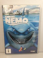 DISNEY PIXAR ~ FINDING NEMO ~ PC CD-ROM ~ AS NEW/MINT CONDITION
