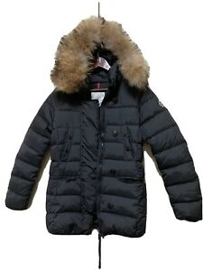 Moncler Nylon Down Jacket CLIO New Size 1 Rt $1895