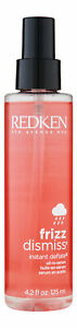Redken Frizz Dismiss Instant Deflate Leave-In Smoothing Oil Serum 4.2 oz. New