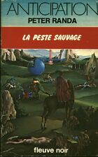 Livre  Peter RANDA No 916 la peste sauvage book