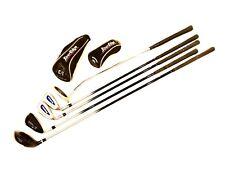 Tour Edge Bazooka J-Max  5-Club Junior Golf Set +Stand/Carry Bag + 2 Head Covers
