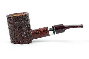 Savinelli Whistles Bacco Rustique 311/Half-Bent Cherrywood/Length 125 MM/9 MM
