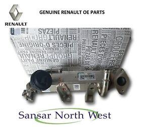 Genuine Renault Trafic 2.0 Dci -EGR VALVE COOLER - Heat Exchanger - 8200910446