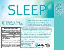 Sleep Nutritional Spray by My Daily Choice