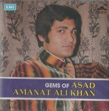 ASAD AMANAT ALI KHAN - GEMS OF ASAD AMANT - BRAND NEW ORIGINAL CD - FREE UK POST